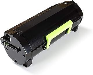 Green2Print Tóner Negro 10000 páginas sustituye a Lexmark 50F0XA0, 502XA, 50F2X00, 502X, 50F2X0E, 502XE Tóner Apto para la Lexmark MS410D, MS410DN, MS415DN, MS510DN, MS610DN, MS610DE, MS610DTE