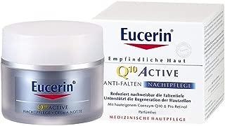 Eucerin Q10 Active Anti-Wrinkle Night Cream 50Ml