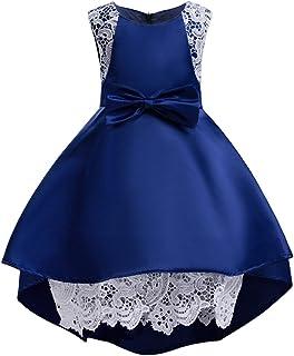 ANKOEE 子供ドレス 女の子 ピアノ 発表会 パーディー 演奏会 フォーマル 入園式 結婚式 ワンピース ドレスこども
