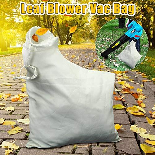 Gebuter Leaf Blower Vacuum Bag Garden Tool Accessories for Electric Lawn Yard Shredder