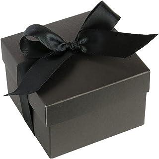 Brides® Black Favor Boxes