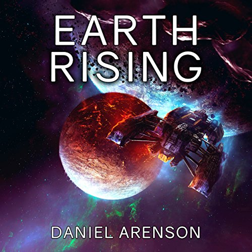 Earth Rising audiobook cover art