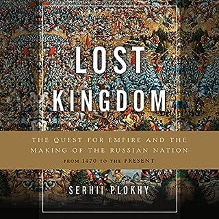Couverture de Lost Kingdom