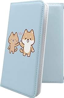 Nexus5X ケース 手帳型 豆柴 まめしば ねこ 猫 猫柄 にゃー グーグル ネクサス 手帳型ケース 犬 いぬ 犬柄 Nexus 5X 女の子 女子 女性 レディース