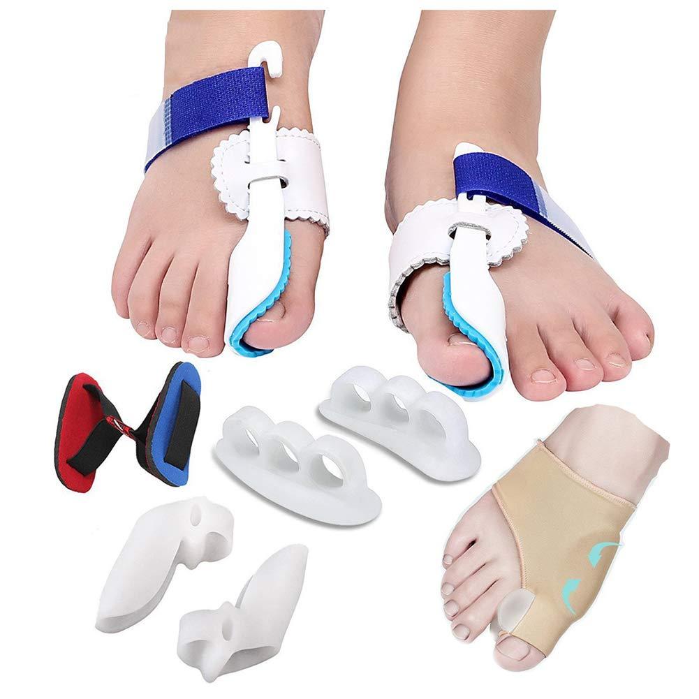 Bunion New life Corrector Splints-Bunion Relief 9 PCS Brac Kits New arrival