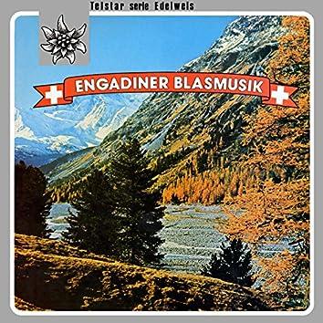 Telstar Serie Edelweis: Engadiner Blasmusik