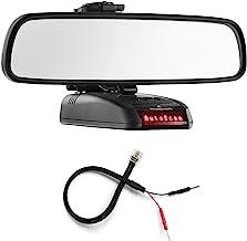 Radar Mount Mirror Mount Bracket + Mirror Wire Power Cord for Beltronics RX65 STi Magnum (3001101B)