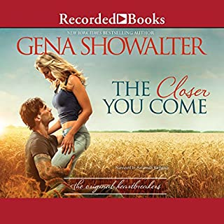 The Closer You Come audiobook cover art
