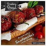 2020 Breaking Bread : The Art of Sandwiches Wall Calendar