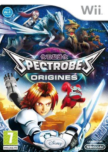 Spectrobes Origines