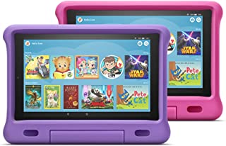 Fire HD 10 Kids Edition Tablet 2-Pack, 10