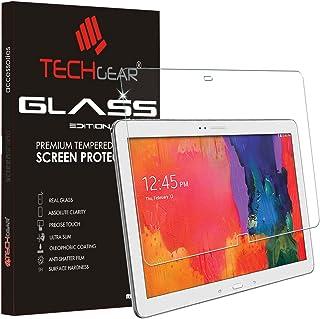 TECHGEAR Vidrio Compatible con Samsung Galaxy Note Pro 12.2 - Auténtica Protector de Pantalla Vidro Templado para Samsung Galaxy Note Pro 12.2 (Modelos: SM-P900, SM-P905)