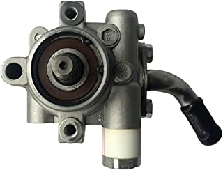 IRONTEK 21-5451 OE-Quality Power Steering Pump for 2005-2016 Nissan Frontier 4.0L V6, 2005-2012 Nissan Pathfinder, 2005-2015 Nissan Xterra Hydraulic Power Assist Pump
