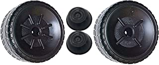 power wheels mustang tires