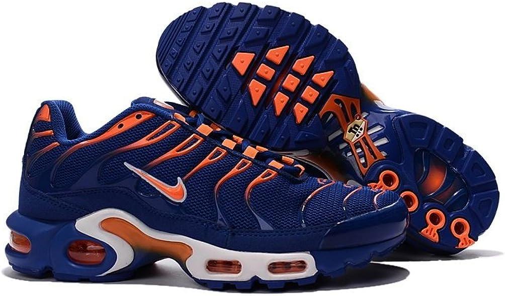 Nike AIR Max Plus Bleu Orange (42) : Amazon.fr: Chaussures et Sacs