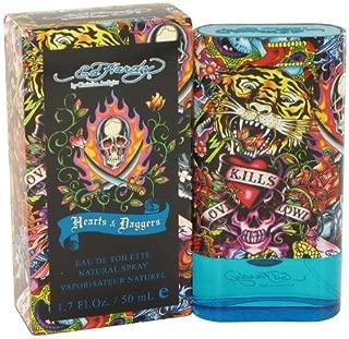 Ed Hardy Hearts & Daggers  By CHRISTIAN AUDIGIER FOR MEN 1.7 oz Eau De Toilette Spray