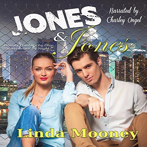 Jones & Jones audiobook cover art