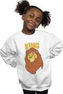 Disney Girls The Lion King Mufasa King Sweatshirt