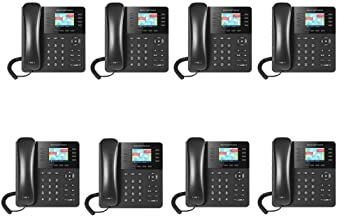 $600 » Grandstream GXP2135 8-Pack IP Phone Enterprise High Performance 8lines with 4 SIP Accounts, HD Audio