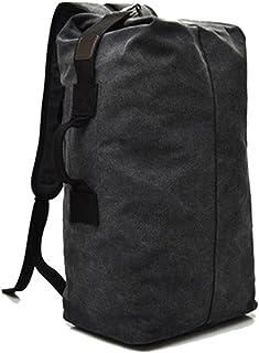 multifuncional Militar táctica lona mochila hombres hombre grande ejército cubo bolsa deportes al aire libre bolsa de viaje mochila