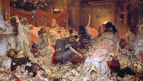 Orgie römische Römisches Bacchanal