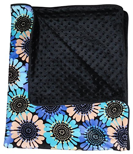 Why Should You Buy Baby Doll Bedding Midnight Marigold Crib Comforter, Black