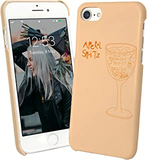 Cocktail Aperol Spritz Alcohol_007470 Phone Case Cover Hard PC Cover for Protection Compatible with for iPhone 6 iPhone 6s Funny Gift Christmas