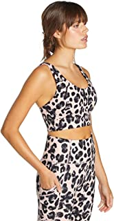 Rockwear Activewear Women's Hi Snow Leopard Zen Sports Bra From size 4-18 Bras For