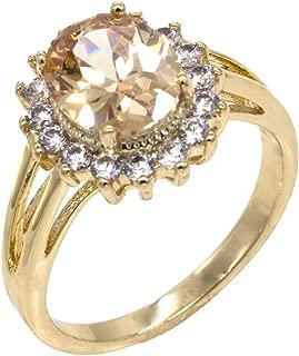 Best brown crystal ring Reviews