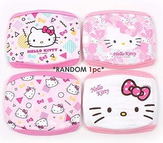 Hello Kitty Kids Winter Anti Dust Face Cotton Mask : Random 1pc