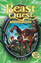 Beast Quest: 8: Claw the Giant Monkey by Adam Blade (4-Jun-2015) Paperback