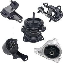 Engine Motor Mount Fits 2001 2002 Acura MDX 3.5L, Motor & Transmission Mount Full Set 5PCS