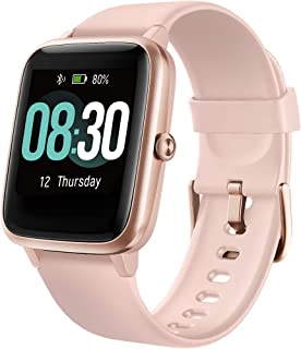 UMIDIGI Uwatch3 Smartwatch Mujer Reloj Inteligent 5ATM Impermeable Smartwatch con Cronómetro Pulsera Actividad para Deport...