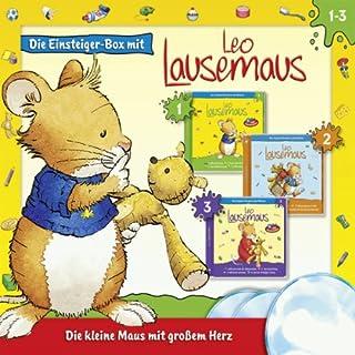 Leo Lausemaus Einsteiger-Box: Folge 1 -3 Titelbild