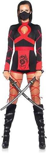 Leg Avenue Women's Dragon Ninja Costume