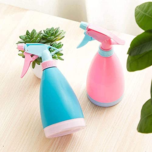 PREM ZONE Spray or Mist Bottle Multipurpose Plastic Unbreakable Sprayer For Hair Salon Professional Use Home and Office Cleaning 500ml 2