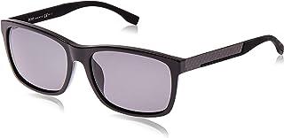 BOSS Boss Unisex 0651/F/S TD Sunglasses, Color: Black Carbon,Size: 61