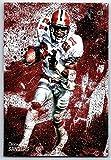 Football NFL 2014 Topps Fire #23 Deion Sanders NM-MT Falcons