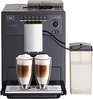 Melitta E970-103 Kaffemaskin, 1.8L, Svart