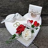 Der-kleine-Dekoladen Geldgeschenk Verpackung Hochzeit Flitterwochen Hochzeitsgeschenk Geld...