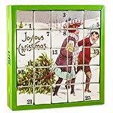 English Tea Shop - Nostalgie Tee Adventskalender 'Joyous', 25 einzelne Boxen mit würzigen BIO-Tees...