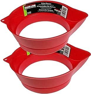Shur-Line 06100 Gallon Can Paint Pourer (2 Pack)