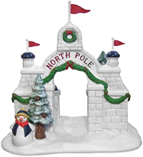 Dept 56 North Pole Collection