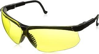 Howard Leight by Honeywell Genesis Sharp-Shooter Anti-Glare Shooting Glasses, Amber Lens (R-03571)