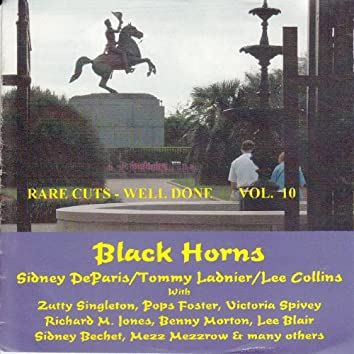 Black Horns - Rare Cuts Well Done Vol 10
