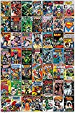 GB eye Ltd DC Comics (Comic Covers) - Maxi Poster - 61cm x
