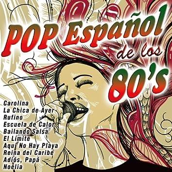 Pop Español de los 80's