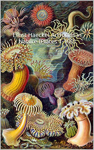 Ernst Haeckel Art Forms in Nature (Plates 1-100): (The World of Art)...