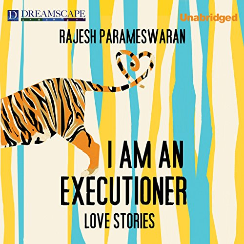 I Am an Executioner audiobook cover art