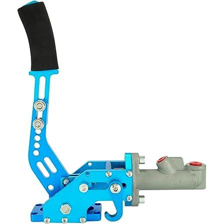 Hydraulische Fly Off Handbremse Längenverstellbarer Hebel Blau Auto